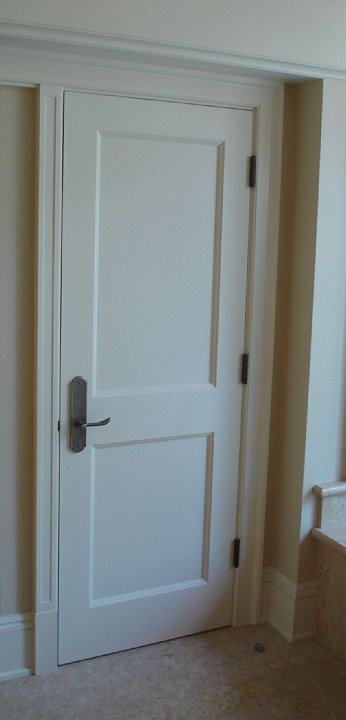 Interior doors products for Paint grade interior doors